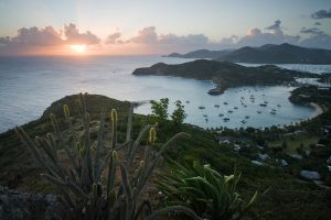 Shirley Height's, Antigua