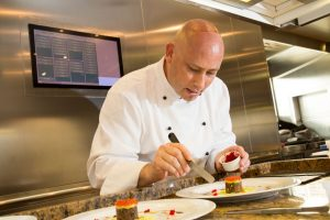 Each luxury private yacht charter cruise features a professionally trained chef to prepare the best gourmet cuisine