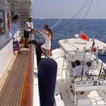 Crew Service on Luxury Yacht Charter www.njcharters.com