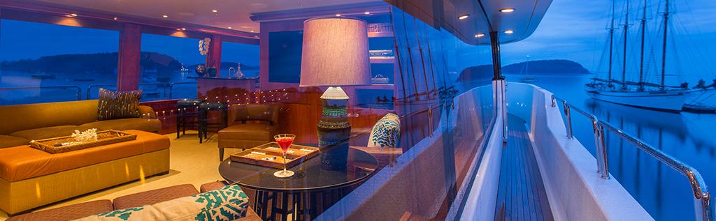 Luxury Yacht Charter www.njcharters