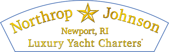 Northrop Johnson Luxury Yacht Charters based in Newport RI