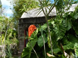 Nevis Old Sugar Mill Building