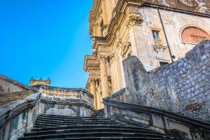Jesuit Staircase, Dubrovnik, Croatia