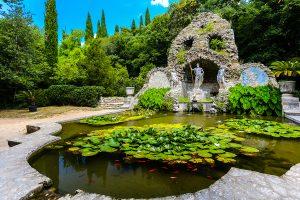 Trsteno Arboretum, Croatia