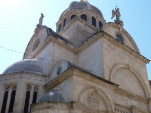 Sibenik Cathedral, Croatia
