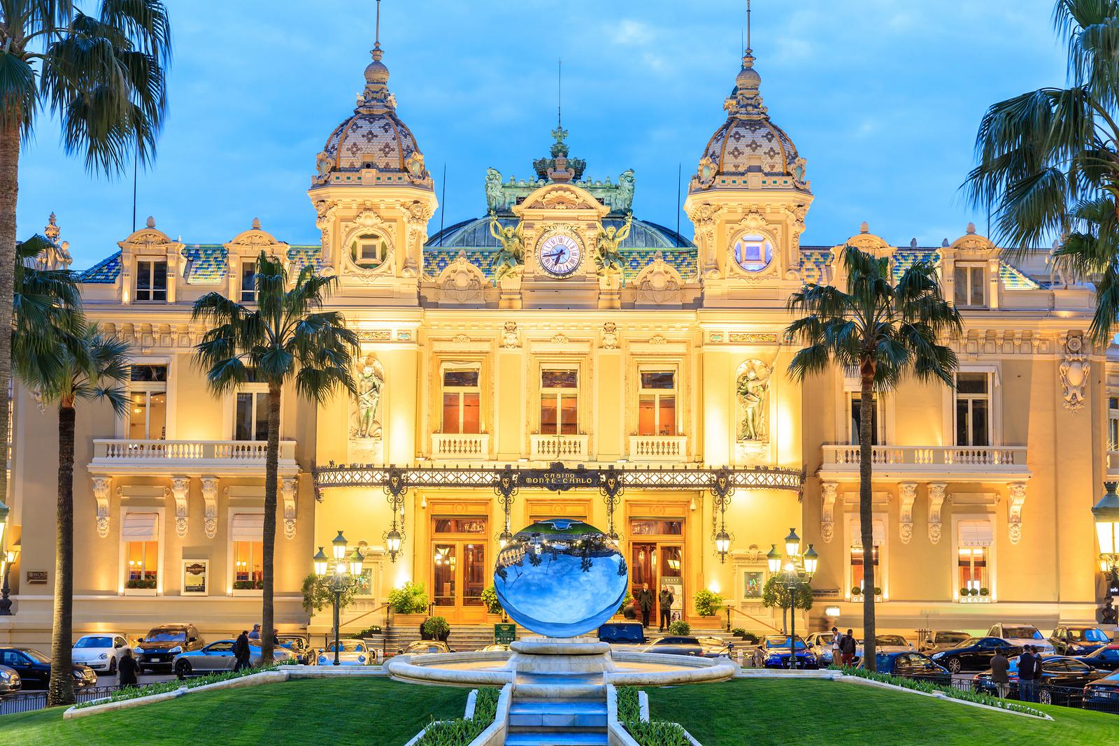 Monte Carlo Casino Eintritt