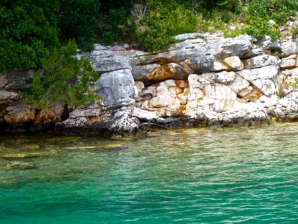 Prozura Bay, Mljet Croatia njcharters.com