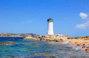Sardinia, Palau Lighthouse