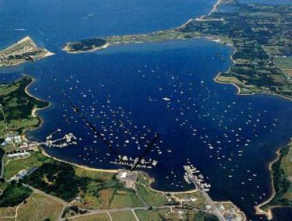Great Salt Pond, Block Island njcharters.com
