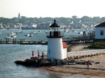 Nantucket Harbor www.njcharters.com