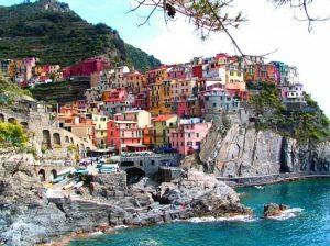 Cinqueterre Coastline, Italy