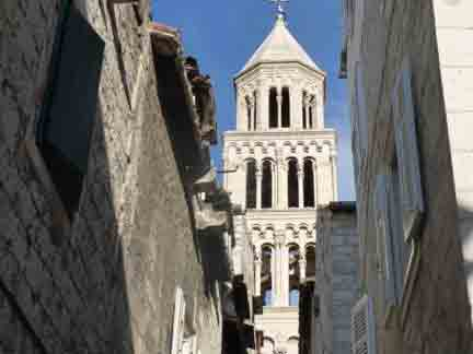 Diocletian's Palace Bell Tower
