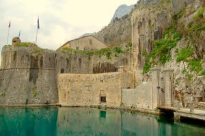 Gate of Old City - Kotor Croatia njcharters.com