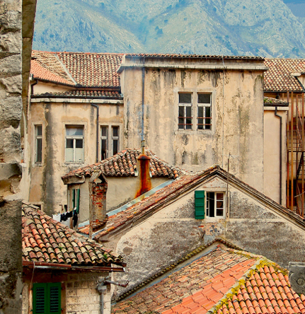 Old City, Kotor Croatia njcharters.com