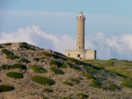 Syros Island Lighthouse njcharters.com