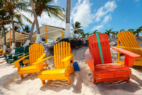 Anegada Beach Bar Life njcharters.com