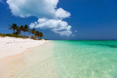 Anegada Beautiful White Sandy Beaches njcharters.com
