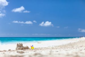 Beautiful Anguilla beach, Leeward Islands, Caribbean njcharters.com