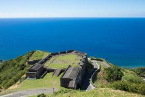 Brimstone Hill St Kitts njcharters.com