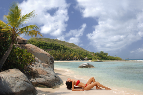 Devil's Bay National Park Virgin Gorda Island njcharters.com