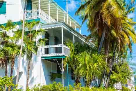 Governor's Mansion, Charlotte Amalie, St. Thomas, USVI njcharters.com