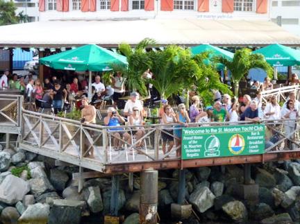 Sint Maartin Yacht Club