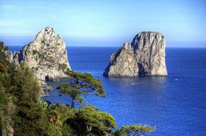 The Faraglioni, Capri Island