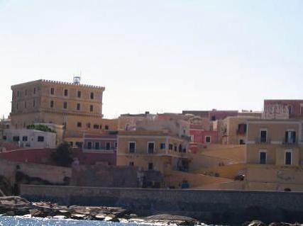 Ventotene town, Pontine Islands njcharters.com