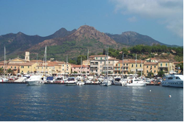 Porto Azzurro on Luxury Yacht Charter
