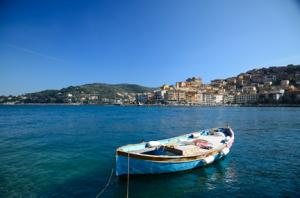 Porto San Stefano on Luxury Yacht Charter