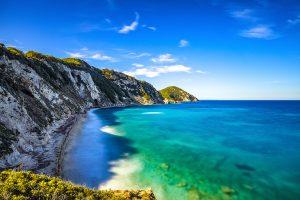 Capraia Island, Italy, Luxury Yacht Charter
