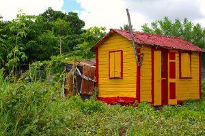 Saba Home, Caribbean