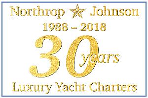 NJ Charters 30 Years Luxury Yacht Charters