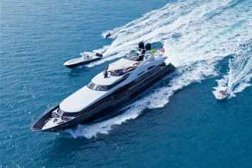 motor yacht temptation