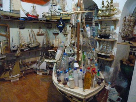 """Monastery Museum """"Messages in Bottles"""" njcharters.com"""