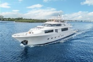 Our Heritage Motor Yacht
