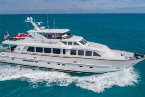 Inevitable motor yacht