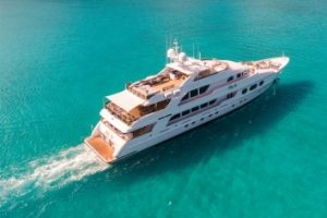 Lady Joy Motor Yacht