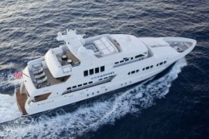 Milk and Honey Motor Yacht