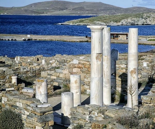 Delos-Island-Greece-Sacred-Island-Archeological-Site-www.njcharters.com