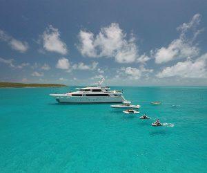 Far Niente 130 foot Westport Motor Yacht njcharters.com