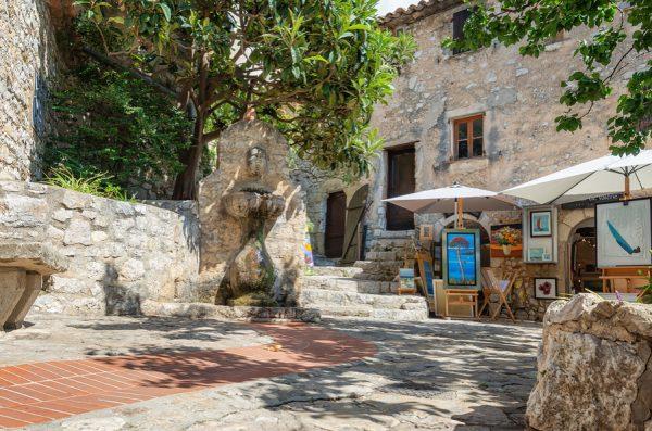 Shop Inside Eze French Riviera njcharters.com