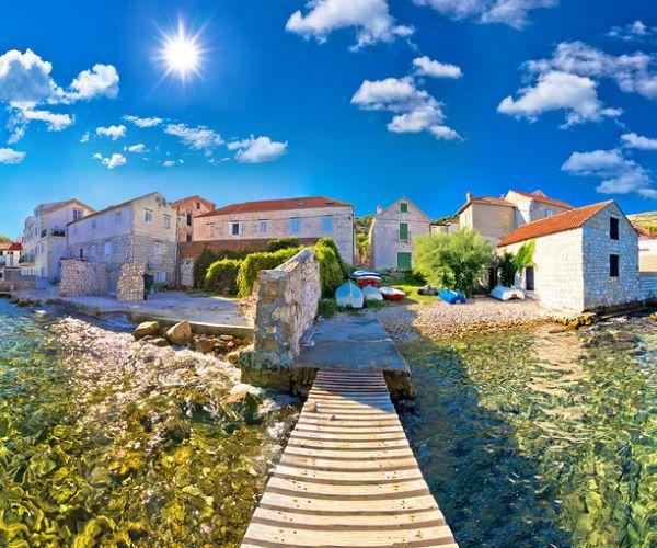 Vis Croatia njcharters.com