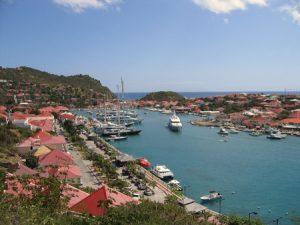 Gustavia Harbor St Barths njcharters.com