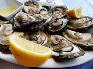 Croatia Istria Lim Bay Shell Farm Raw Oysters www.njcharters.com