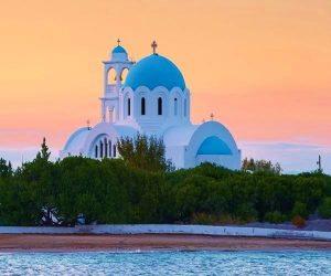 Greece Agistri Island Charter Greece