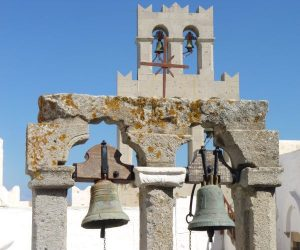 Patmos Bells of the Monastery of St. John