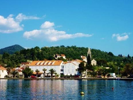 Sipanska Luka Sipan Island Croatia njchaerters.com