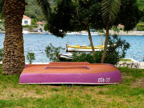 Sipanska Luka Sipan Island Croatia njcharters.com