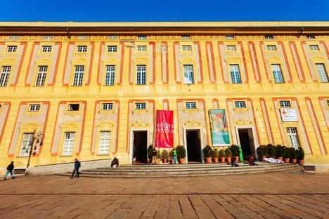 Doges Palazzo Genoa Italy njcharters.com